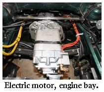 OEM Electric Car Motor made for electric cars