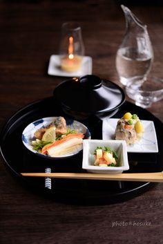 Japanese food / 鯖南蛮と明太子チーズ