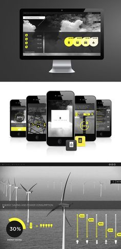 UI Inspiration May 2013