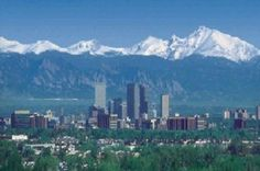 Denver was sooo cool. Wouldn't mind going back. :)