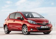 This is the latest 2012 Toyota Yaris .