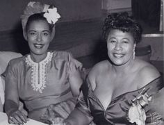 "Billie Holiday (1915-1959) nicknamed ""Lady Day"" and Ella Fitzgerald (1917-1996) also known as the ""First Lady of Song"" ""Queen of Jazz"" and ""Lady Ella"" were two of the greatest and most influential jazz singers in history."