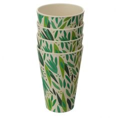 Bamboo Composite Willow Cup Set of 4 If you are looking for a range that is not only great for the planet but also looks super cool, then check out our eco friendly range of picnic and kitchen accessories. This range is dishwasher safe but cannot be used in the microwave. Do not use with food or drink over 70c as there is a danger of scalding. Dimensions: Height 13cm Width 9cm Depth 9cm (approx 5 x 3.5 x 3.5 inches) Eco Friendly Cups, Bamboo Cups, Picnic Set, Enchanted Home, Willow Tree, Al Fresco Dining, Cupping Set, Home Gifts, Safe Food