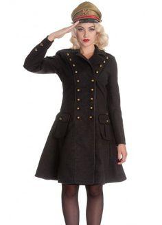 Hell Bunny Imma Coat, £81.99