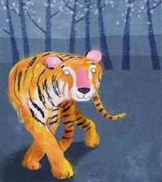 angela rozelaar - tiger