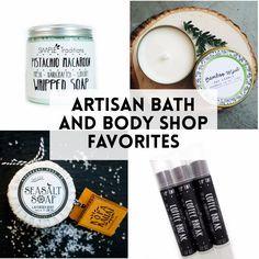 Artisan Bath and Bod | Rebecca's Soap Delicatessen - Pinterest | Bloglovin'