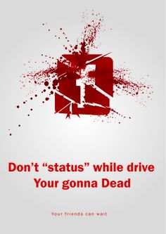 drive safety campgn