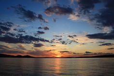 Pinning #NH pics today from my albums: #Winnipesaukee sunset, from Barndoor Island 7-15-2012