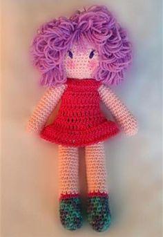 Patrón gratis de la muñeca Francine. Aprende a tejer fácilmente esta adorable muñeca amigurumi con un detallado paso a paso. Clic en el enlace. http://es.blastingnews.com/estilo/2016/03/patron-gratis-de-la-muneca-amigurumi-francine-00828933.html