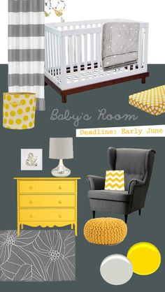 baby's room inspiration
