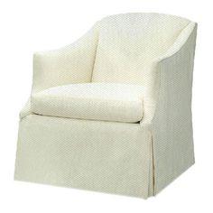 Lee Industries | Kravet | Skirted Club Chair