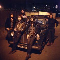 Cat Black - my band