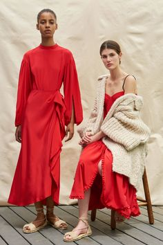 Alejandra Alonso Rojas Resort 2019 New York Collection - Vogue