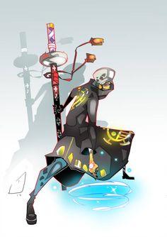 Onepiece by G-jaggerjack on DeviantArt Zoro One Piece, One Piece 1, One Piece Fanart, One Piece Anime, Trafalgar Law Wallpapers, Manga Anime, Anime Art, Super Hero Costumes, Anime Characters