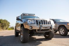 Aftermarket bumpers and other parts for 08 WK ? Please Help - Page 2 - JeepForum.com