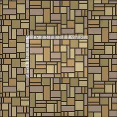 Geometric Pattern customizable fabric