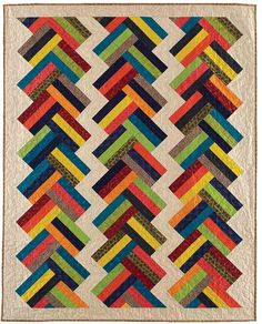 Color Braid Pattern Download D | Keepsake Quilting
