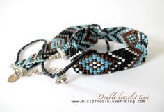http://missbricole.over-blog.com/article-diy-double-bracelet-tisse-en-perles-122897374.html