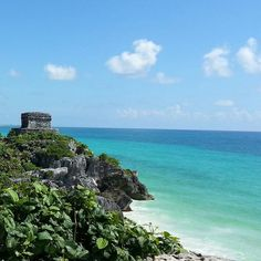 Tulum, Rivera Maya Can Cun México - The Mayans actually prefer you call it Suma (or whatever the word for sun is) and I want to go back