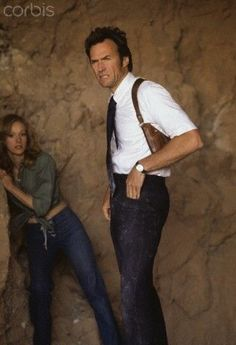 Clint Eastwood & Sondra Locke in The Gauntlet...Ranked #6 on Cinchzula's List of Golden12 Best Clint Eastwood/Actor Movies.