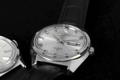 Vintage Grand Seiko ads from 1969 and 1970 from PROFESSIONALWATCHES