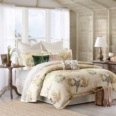 $159 with coupon    Harbor House™ Summer Beach Comforter Set