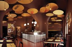 Alma Latina | mg2architetture - local - restaurant - commercial - interior design - graphic -