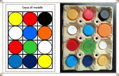 Burbuja de Lenguaje: Materiales Elaboración Propia
