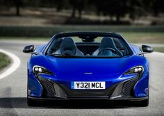 McLaren, the British car manufacturer, plans to grace the annual Pebble Beach Automotive Week (also know as Concours d'Elegance ) with a display of its latest special editions namely the hypercar and the MSO Spider supercar next week. 2015 Mclaren 650s, Mclaren Cars, Convertible, Fast Sports Cars, Parking Camera, Car Finance, Car Manufacturers, Pebble Beach, Car Pictures