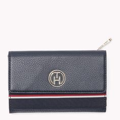 Striped Tommy Hilfiger wallet