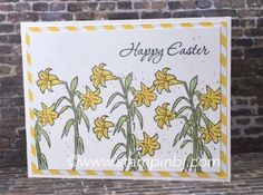 Easter Message, Stitched Shapes, Stampin' Up!, #eastermessage, #stitchedshapes, #stampinup, #stampinbj.com, #bjpeters, #stampinupdemonstrator, #stampinupdemo, #papercrafts, #eastercard