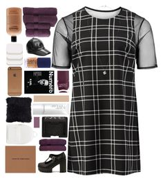 """""""shawtyy."""" by samiikins ❤ liked on Polyvore featuring moda, Topshop, Christy, philosophy, GUESS, COVERGIRL, NARS Cosmetics, PB 0110 ve Nails Inc."""