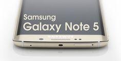 cool tech La versión Dual-SIM del Samsung Galaxy Note 5 contará con apoyo microSD