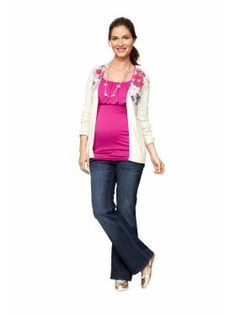 Perfect outfit for maternity shoot if you have a little one already