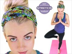 Stretchy Headbands: Pleated & Turban Styles | Sew4Home