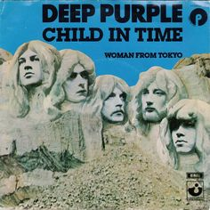 Child In Time/Woman From Tokyo - Deep Purple