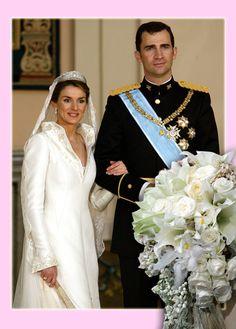Kungliga brudbuketter