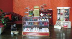 Momoko Shoe Boutique Diorama | Flickr - Photo Sharing!