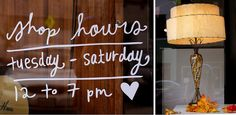 great hours sign