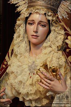 María Santísima de la Estrella, Vélez-Málaga. Obra de Francisco Romero Zafra.