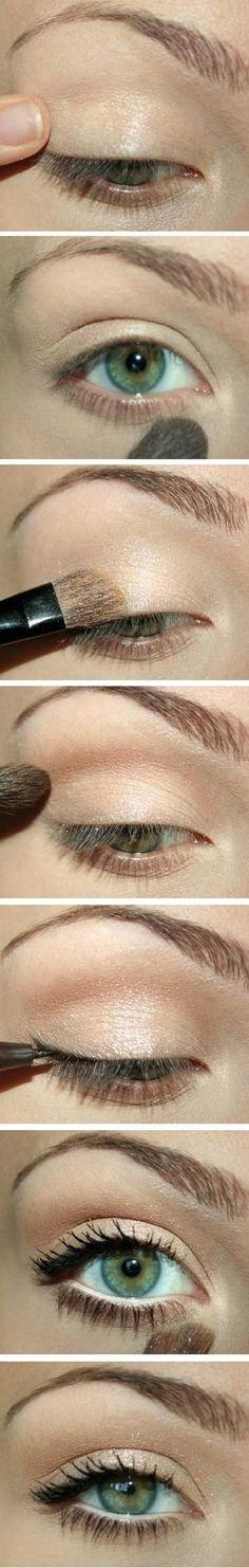 Natural Eye Makeup - TOP 10 Simple & Easy Makeup Tutorials