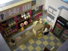 lego dunkin donuts set - Google Search