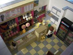 lego dunkin donuts set - Google Search