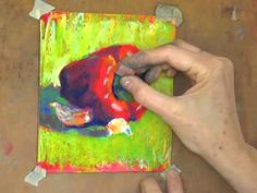 ▶ Soft pastels - how you can get by with a limited palette - YouTube