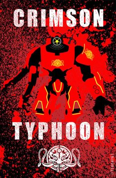 Crimson Typhoon Distressed by ~Tracer67 on deviantART