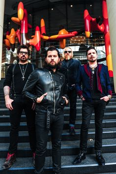 Rival Sons 2016