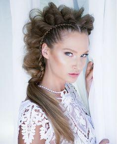 Sharon Blain Long Brown Hairstyles