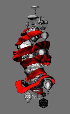 Ilustrando by Ismael Fino #artwork http://www.pinterest.com/TheHitman14/artwork/