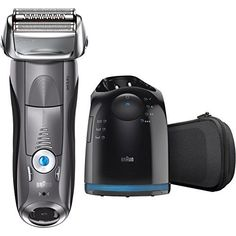 Braun Series 7 is a smart shaver that reads and adapts to your 4 synchronized shaving elements shave in one stroke what others do in two*. *Innovative Sonic technology helps capture even hard to catch hair with 10,000 microvibrations.