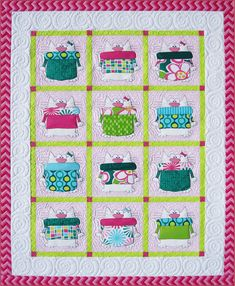Amy Bradley Designs Dogs & Cats quilt pattern